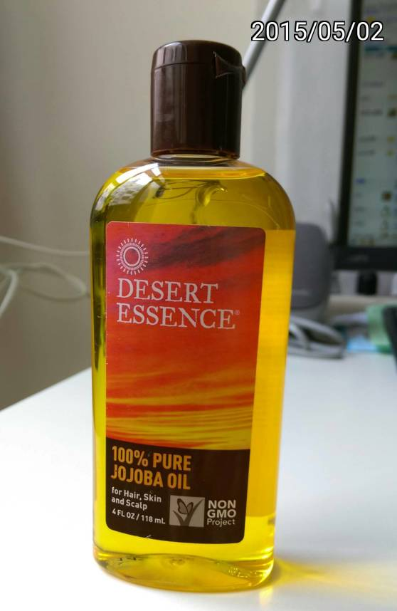 Desert Essence jojoba oil 荷荷芭油